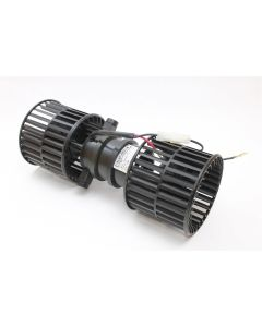 Motor Calefactor 12V Doble Turbina Ø100Mm