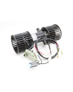 Motor Calefactor 24V 3 Vel. Doble Turbina Ø100Mm
