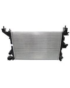 Radiador Chevrolet Onix Prisma Ii 1.4 8V 13-> Spin Cobalt