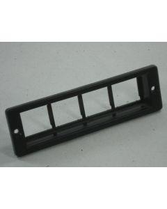 Accesorio Portaconmutador Para Pulsador 4 Cavidades Fiat