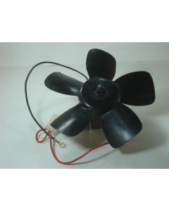 Motor Calefactor 128/147 Con Paleta Y Ficha