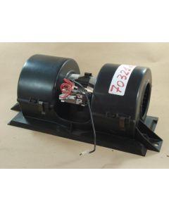 Motor Calefactor Blindado Doble Eje 12V Completo