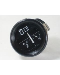 Amperimetro 30-30 Con Bobina Aro Negro