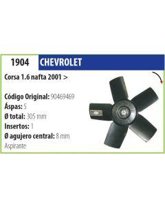 Helice Chevrolet Corsa 1.6 Nafta 01->