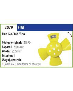Helice Fiat 128 147 Brio