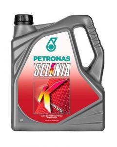 Aceite Selenia K Pure Energy 5W-40 Sintetico 4 Litros