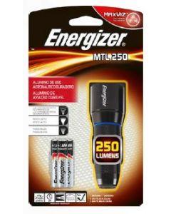 Linterna Led Metálica 250 Lumenes 3 Tipos de Luz