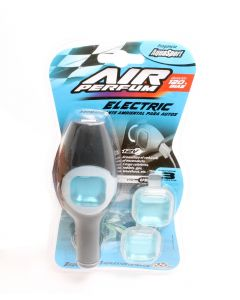 Air Perfum Aromatizante 12V C/Salida Usb Aqua Sport