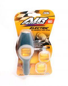 Air Perfum Aromatizante 12V C/Salida Usb Caribe