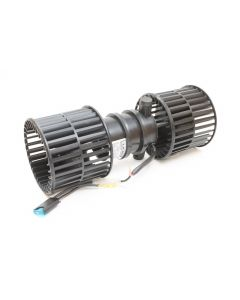 Motor Calefactor 24V Doble Turbina Ø110Mm