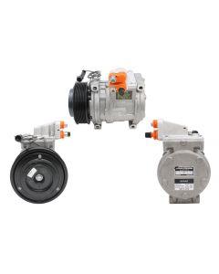 Compresor 12V 10Pa15C John Deere N. Holland Mercedes Benz Actros-DE-4471002325