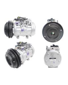 Compresor 12V 10P15 Toyota Hilux 01->04 Mit L200 John Deere-DE-BC4471901580
