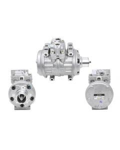 Compresor 12V 10P15 Toyota Hilux 01->04 Mit L200 John Deere-DE-BC44728021502C