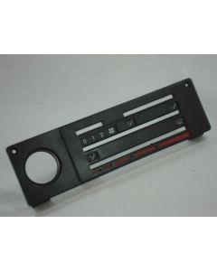 Accesorio Frente Calefactor Con Portalampara Fiat Duna Uno