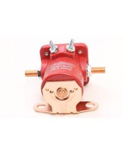 Automatico Chanchito De Plastico Rojo Universal 12V-EM-12200