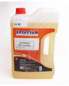Aceite Para Compresores Bnf 15 X 5Lt