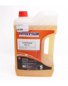 Aceite Para Compresores Bnf 22 X 5Lt