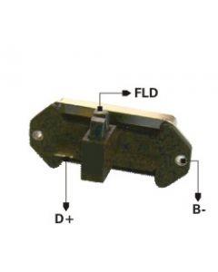 Regulador 12V 65A Fiat 147 Ford Cargo Escort Volkswagen Camiones Gol Saveiro-NO-RNW457002