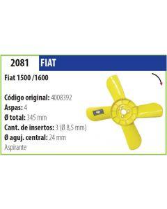 Helice Fiat 1500 1600