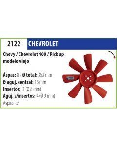 Helice Chevrolet Chevy 400 Pick Up Modelo Viejo