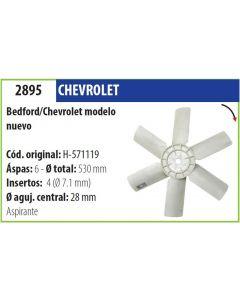 Helice Chevrolet Bedford Modelo Nuevo