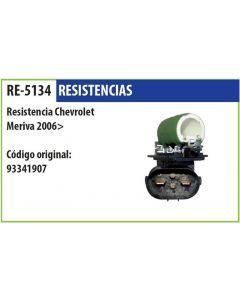 Resistencia Chevrolet Meriva 06-> (93341907)