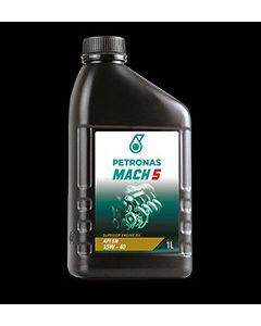 Aceite Mach 5 Plus 15W-40Sl Mineral 1 Litros