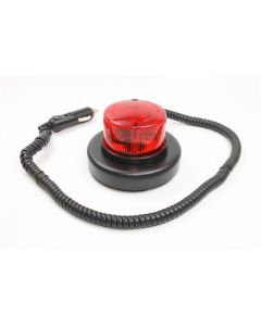 Baliza A Led Bivoltaje Magnetica Rafaga Roja