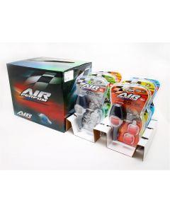 Air Perfum Aromatizante 12V C/Salida Usb Surtido